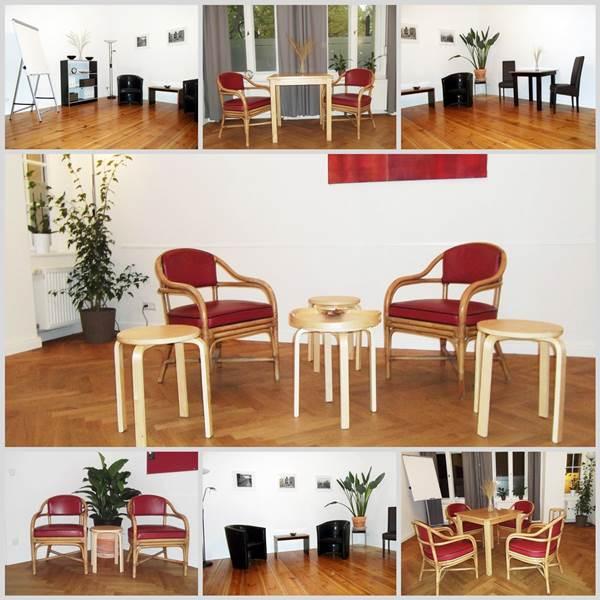 Sinntherapie Dr. Gutmann | Praxisräume
